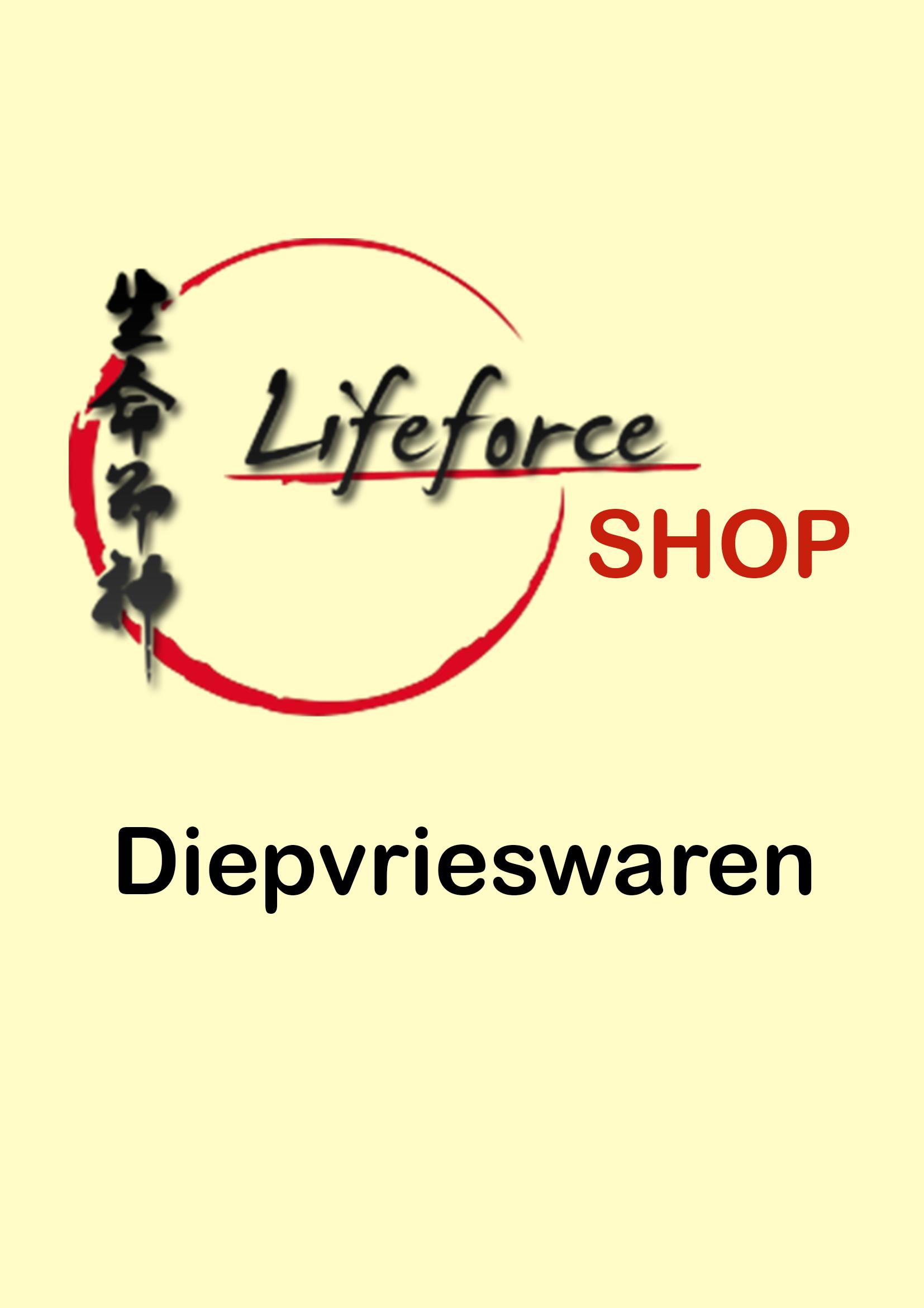 Lifeforce Shop - Diepvrieswaren