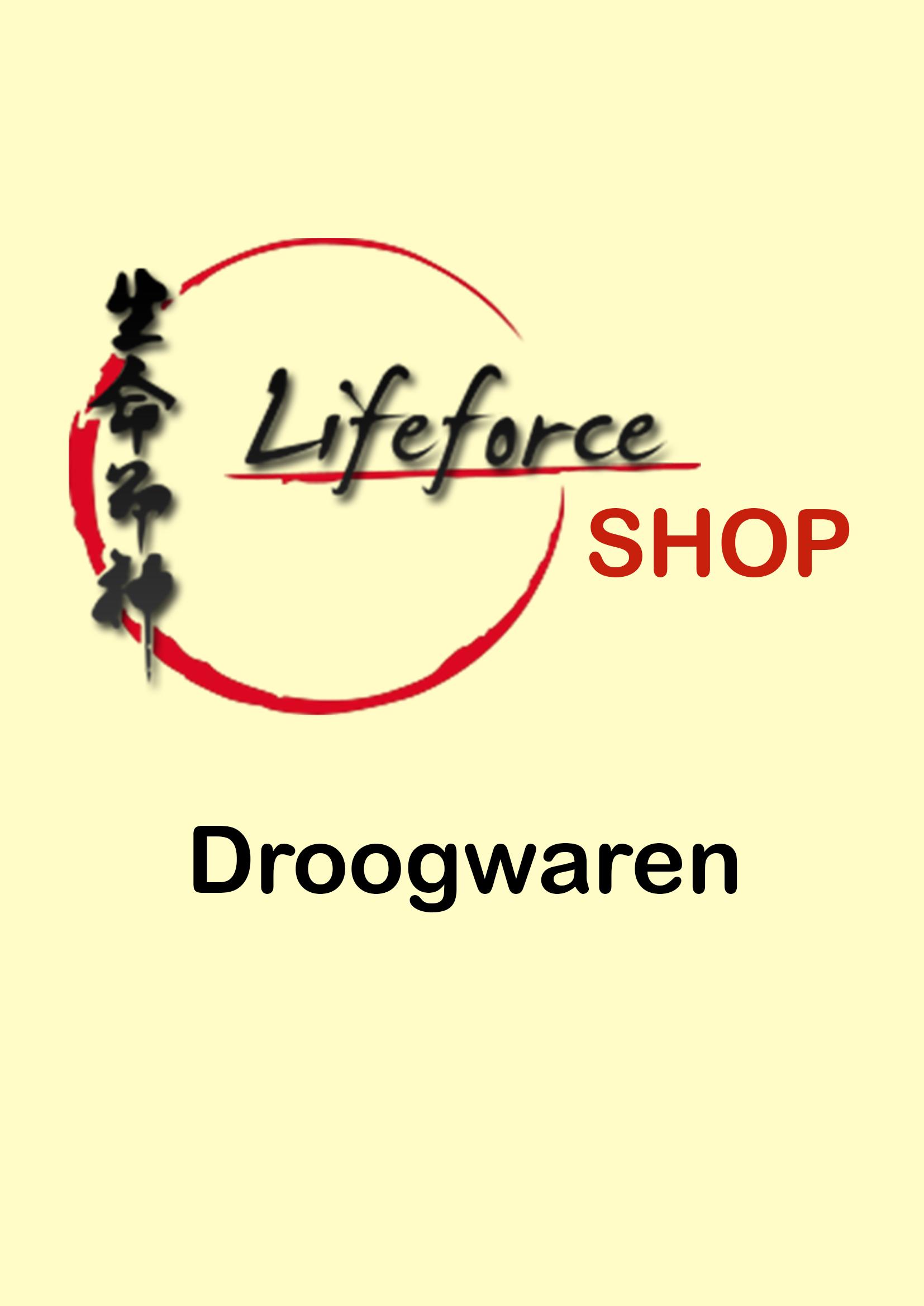 Lifeforce Shop - Droogvoeding