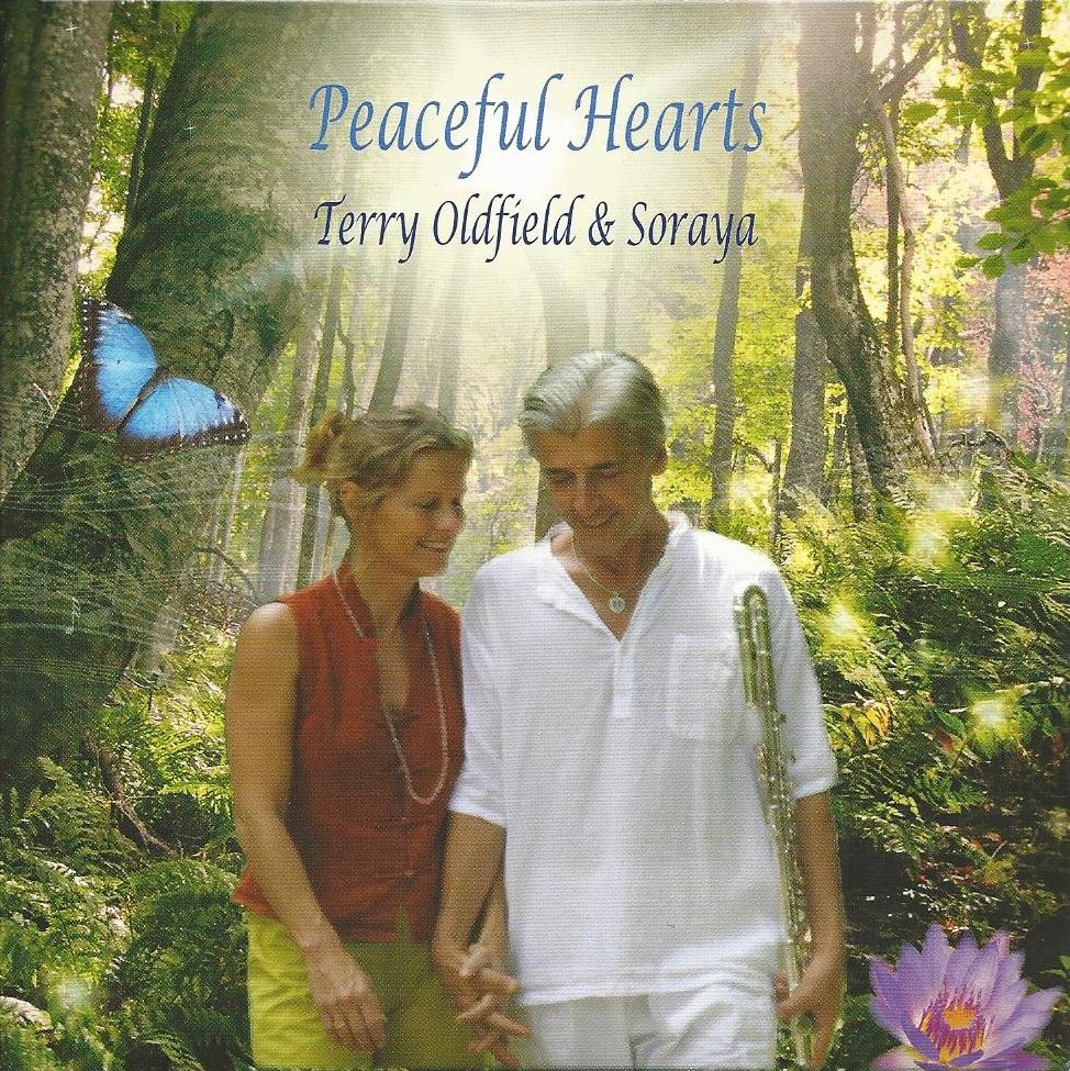 Terry Oldfield en Soraya Peaceful hearts