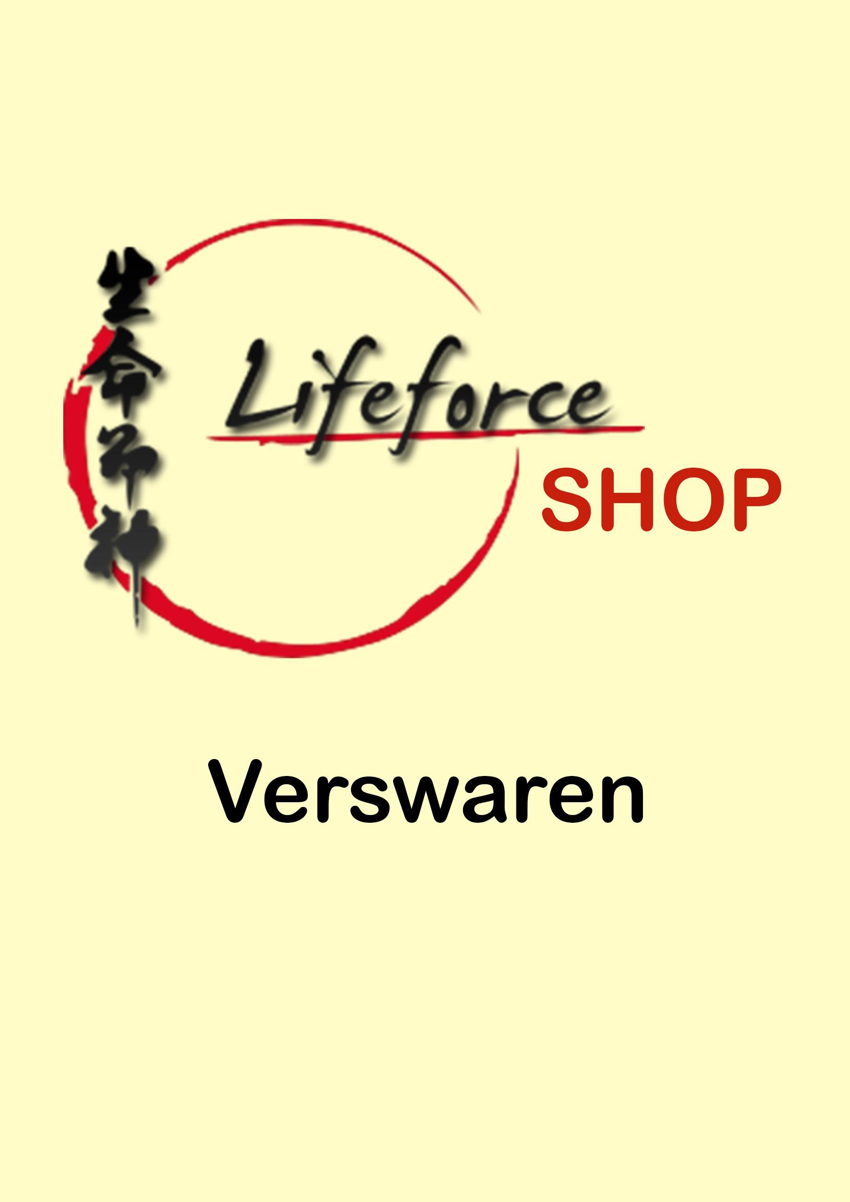 Lifeforce Shop - Verswaren